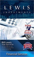 Lewis Investments - Bill Lewis