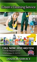 Green's Cleaning Service