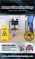 Acme Cleaning Corp