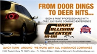Corry Collision Center