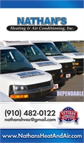 Nathan's Heating & Air Cond Inc