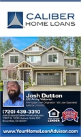 Caliber Home Loans - Josh Dutton