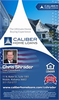 Caliber Home Loans - Chris Shrader
