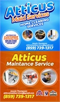 Atticus Maid Services