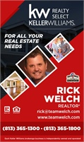 Keller Williams Realty Select - Rick Welch