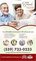 Casa Grande Senior Care Homes