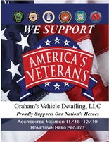 Graham's Vehicle Detailing LLC