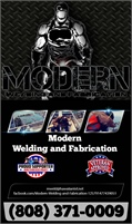 Modern Welding and Fabrication