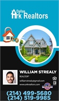 Dallas Ark Realtors - William Strealy