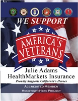 HealthMarkets Insurance - Julie Adams