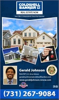 Coldwell Banker Real Estate Now - Gerald Johnson