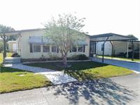 4621 STEAMBOAT AVE, LAKELAND FL.  FURNISHED, TURN-KEY 2/2. SENIOR PARK WITH MONTHLY LOT RENT